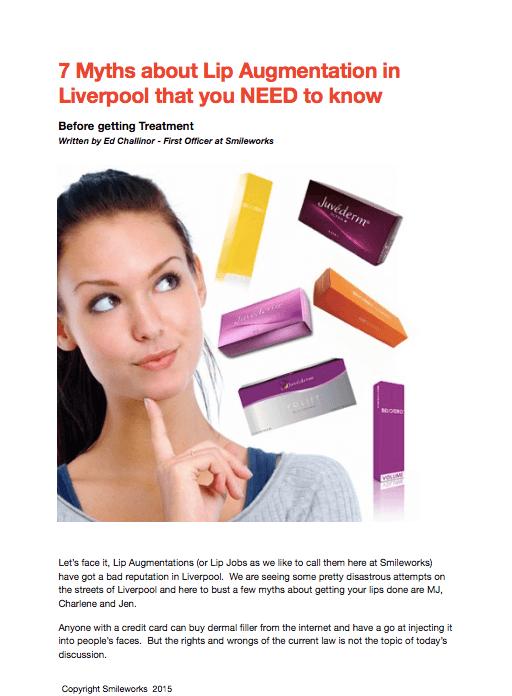 lip job myths