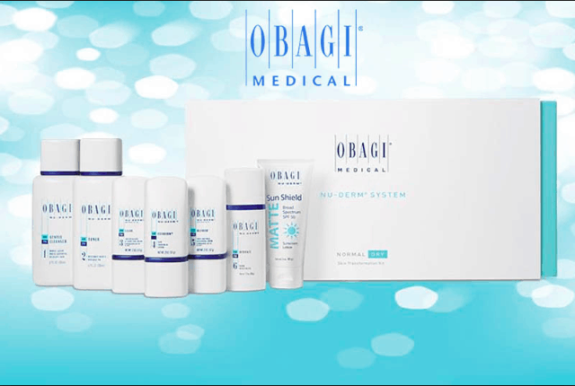 Obagi nuderm kit