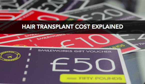 hair transplant cost explained