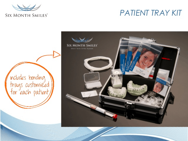 6MS Patient tray Kit