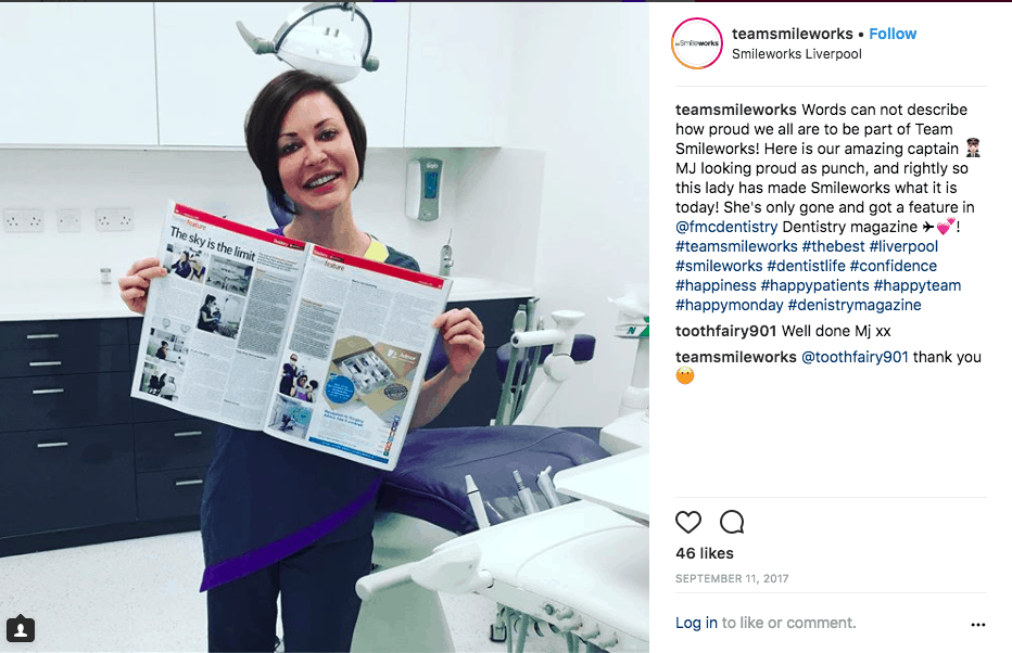 In Dentistry Magazine