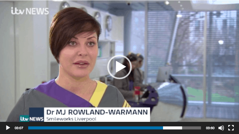 ITV Granada Reports with Dr MJ Rowland-Warmann