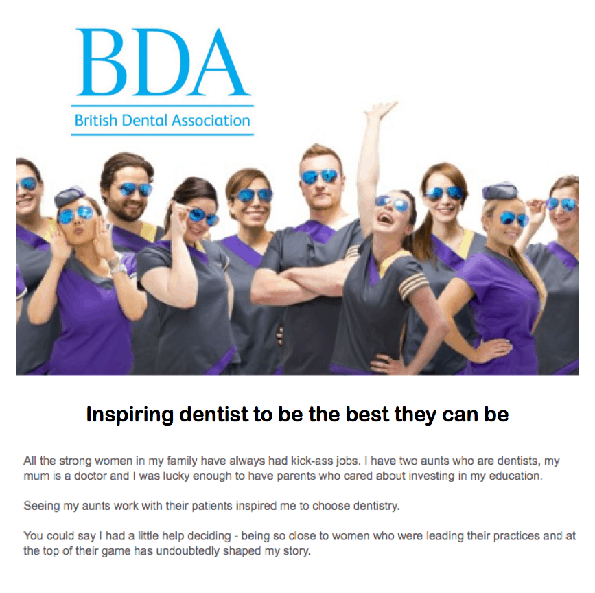 BDA Magazine <br/> <br/> Inspiring dentists to be the best they can be