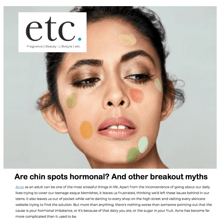 Etc. <br/> <br/> This is the reason behind your breakouts