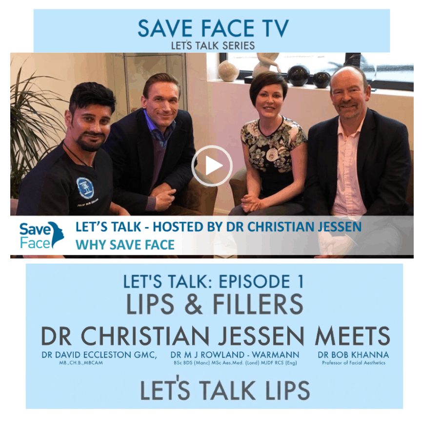 Save Face TV: <br/> <br/> Let's talk lips