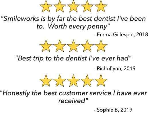 hygiene appointment reviews