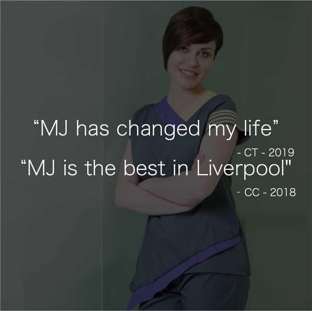 MJ changed my life