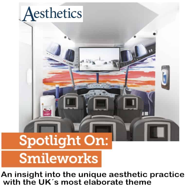 Aesthetics Journal <br/> <br/> Spotlight On: Smileworks