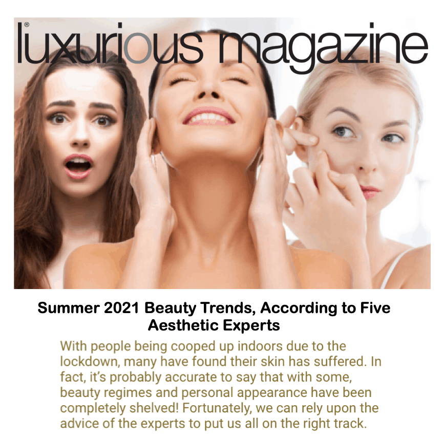 Summer 2021 Beauty Trends, According to Five Aesthetic Experts